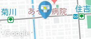 夢庵 江東住吉店のオムツ替え台情報