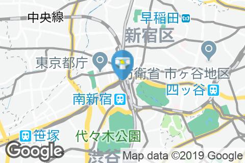新宿ミロード(7階 多目的トイレ)のオムツ替え台情報