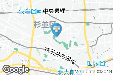 成田児童館のオムツ替え台情報