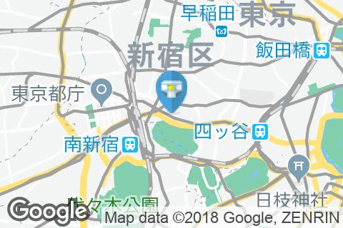 新宿御苑前聖陵(1F)のオムツ替え台情報