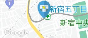 西新宿五丁目駅(改札内)のオムツ替え台情報
