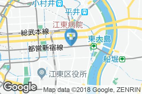 大島駅(B1)のオムツ替え台情報