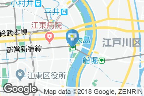 東大島駅(改札内)のオムツ替え台情報