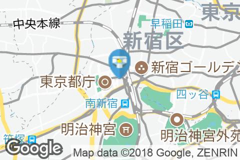 フーターズ 新宿店(B1)のオムツ替え台情報