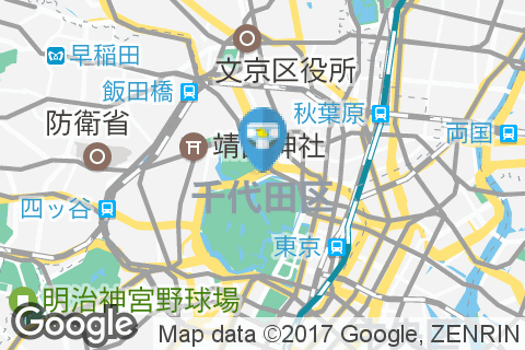 東京国立近代美術館のオムツ替え台情報