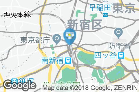 JR東日本 新宿駅(改札内)のオムツ替え台情報