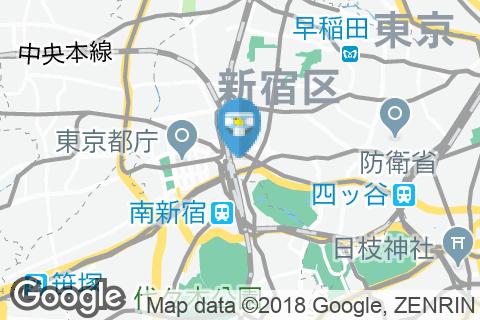 叙々苑 新宿中央東口店(7階)のオムツ替え台情報