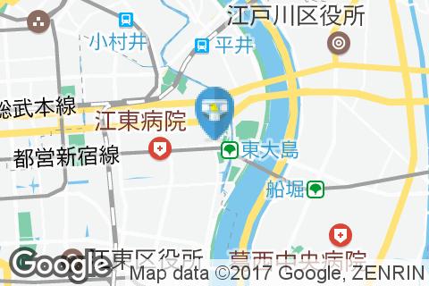 モスバーガー 東大島店(1F)のオムツ替え台情報
