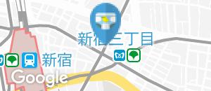 新宿三丁目駅(副都心線構内のトイレ)のオムツ替え台情報