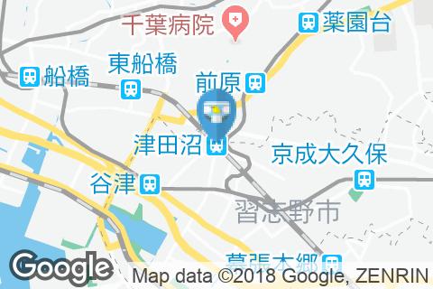 津田沼駅(改札内)のオムツ替え台情報