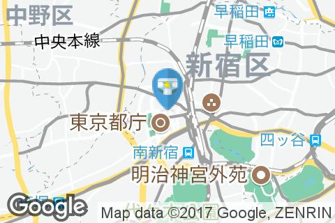 新宿三井クラブ(54F)のオムツ替え台情報
