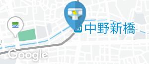 中野新橋駅(改札内)のオムツ替え台情報