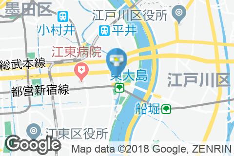 大島小松川公園のオムツ替え台情報