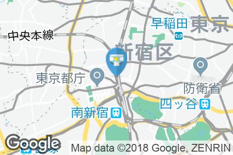 新宿西口駅(改札内)のオムツ替え台情報