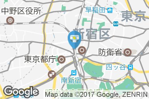 ジョナサン 新宿西口大ガード店(3F)のオムツ替え台情報