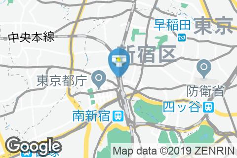 バーミヤン 新宿西口大ガード店のオムツ替え台情報