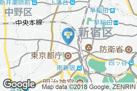 ジョナサン 西新宿店(1F)のオムツ替え台情報