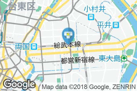 JR東日本 錦糸町駅(改札内)のオムツ替え台情報