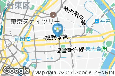 錦糸町ステーションビルテルミナ(B1)のオムツ替え台情報