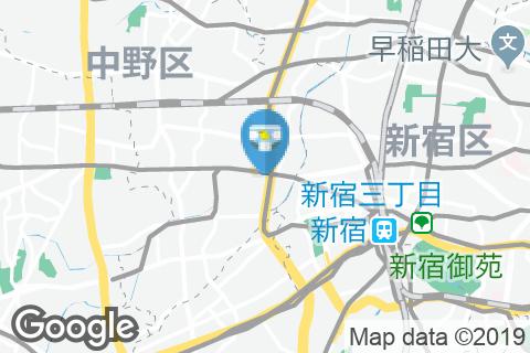 丸ノ内線中野坂上駅(B1)のオムツ替え台情報
