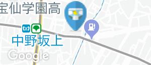 デニーズ 中野坂上店のオムツ替え台情報