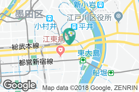 亀戸第三児童館(3F)の授乳室・オムツ替え台情報