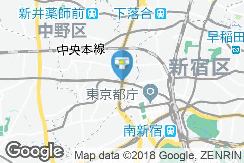 東京都交通局 中野坂上駅(改札内)のオムツ替え台情報