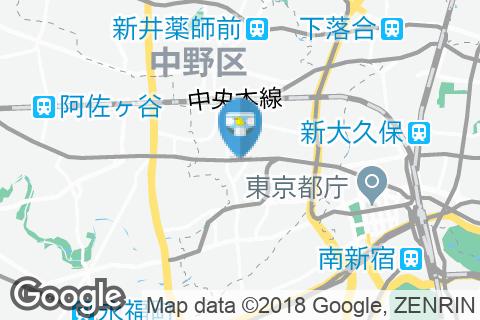 新中野駅(改札内)のオムツ替え台情報