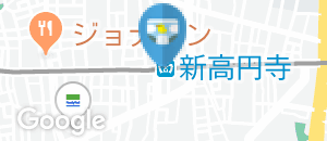 新高円寺駅(改札内)のオムツ替え台情報
