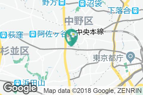高円寺東児童館の授乳室・オムツ替え台情報