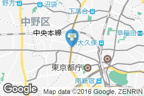 バーミヤン中野坂上店のオムツ替え台情報