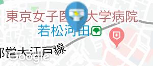 新宿区役所 若松地域センター(1F)のオムツ替え台情報