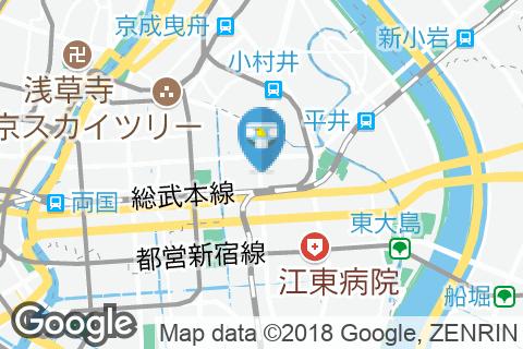 ファミリーマート江東亀戸五丁目店(1F)のオムツ替え台情報