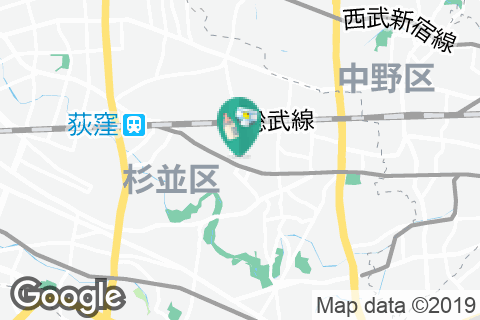 阿佐ヶ谷南児童館(2F)の授乳室・オムツ替え台情報