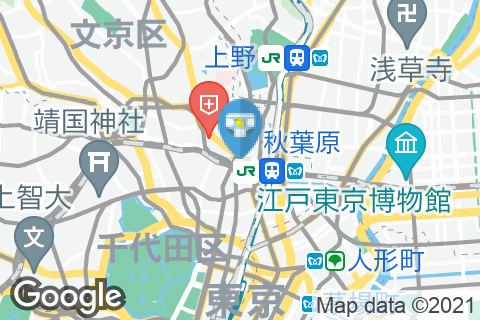 B-PUMP TOKYO Akihabara(2F)のオムツ替え台情報
