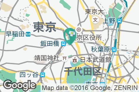 東京大神宮の授乳室・オムツ替え台情報
