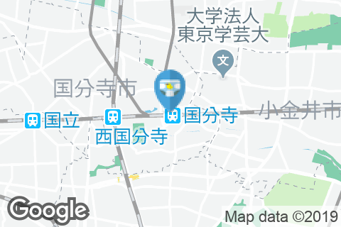 バーミヤン 国分寺駅前店のオムツ替え台情報
