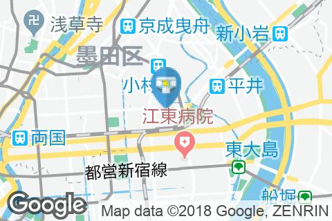 ダイハツ東京販売 亀戸店(1F)のオムツ替え台情報