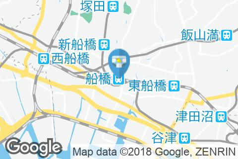 東武鉄道 船橋駅(改札内)のオムツ替え台情報