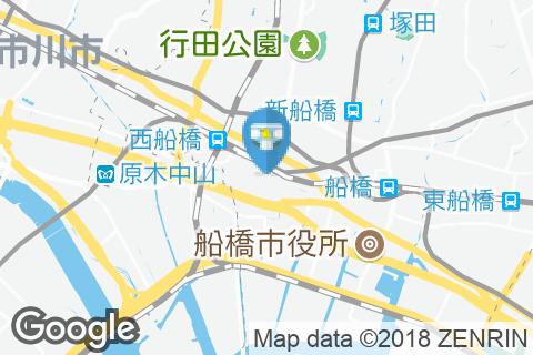 はま寿司 船橋海神店(1F)のオムツ替え台情報
