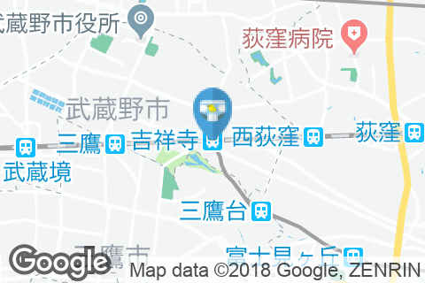 JR東日本 吉祥寺駅(改札内)のオムツ替え台情報