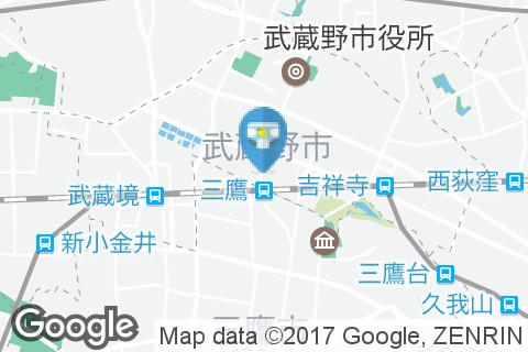 キッチンコート三鷹店(2F)のオムツ替え台情報