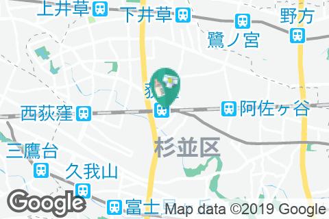 ルミネ荻窪(3F 多目的トイレ)の授乳室・オムツ替え台情報