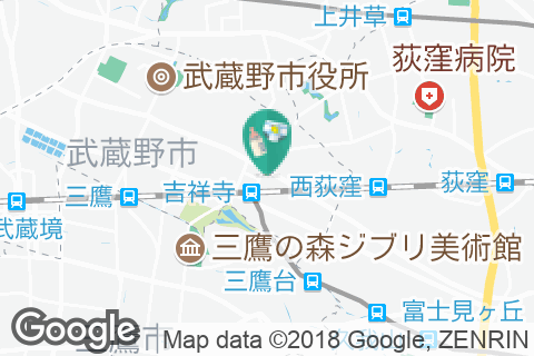 吉祥寺図書館(2F)の授乳室・オムツ替え台情報