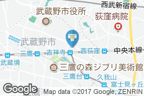 吉祥寺 聘珍樓(3F)のオムツ替え台情報