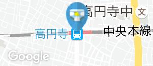 高円寺駅改札内(1F)のオムツ替え台情報
