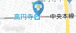 高円寺駅(改札内)のオムツ替え台情報