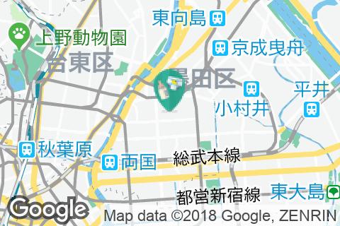 東駒形コミュニティ会館の授乳室・オムツ替え台情報