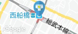 東葉高速鉄道 西船橋駅(改札内)のオムツ替え台情報