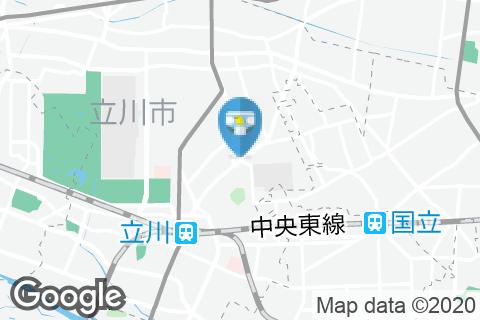 安楽亭立川店(1F)のオムツ替え台情報